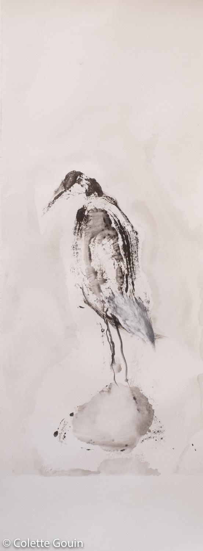 Bird and Rock 2