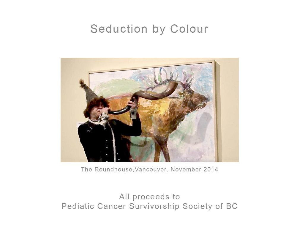 2014 Seduction by Colour Exhibition