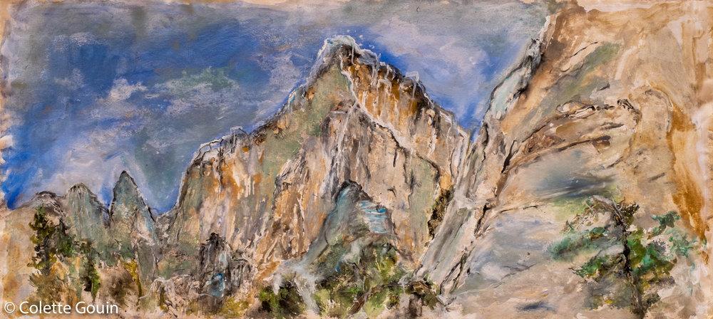 Granite Cradle