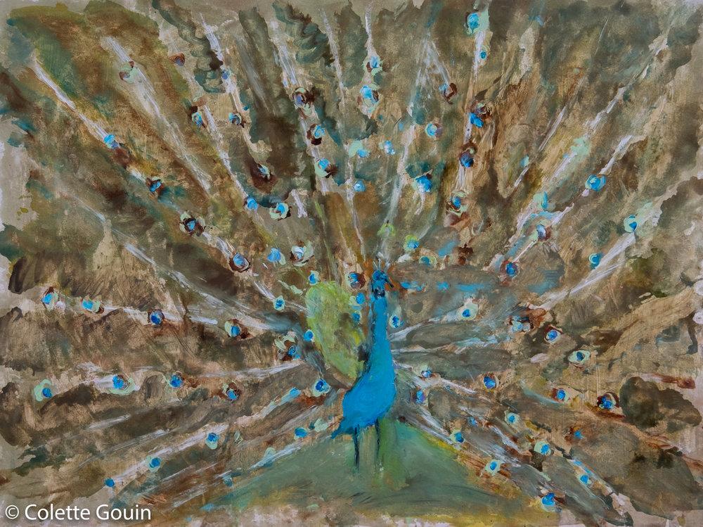 Peacock (Boris)