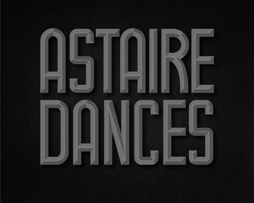 ASTAIRE DANCES - SHOW'S OVER
