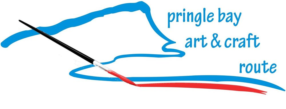 Pringle Bay Art and Craft Route Logo