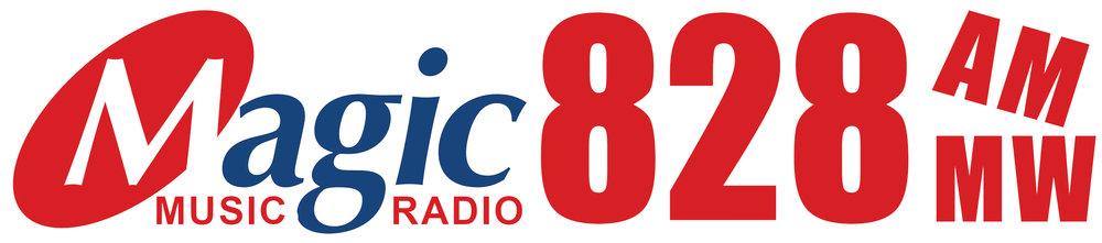Magic 828 Music Radio broadcasting live from Pringle Bay Festival
