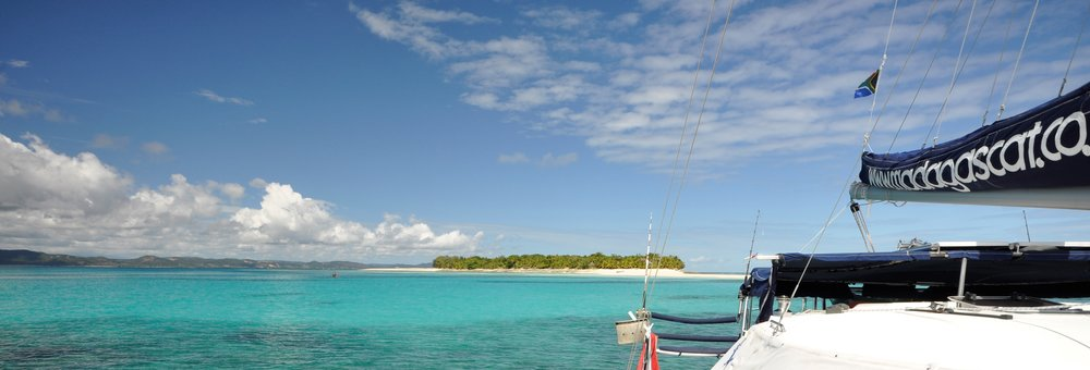 7 nights in Nosy Be! - Your private yacht will take you to empty beaches, unspoilt reefs and perfect hideaways.