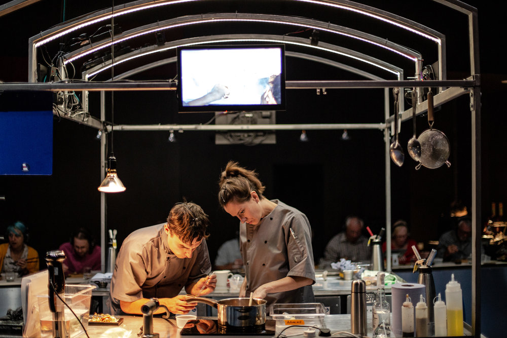 Working in the kitchen.JPG