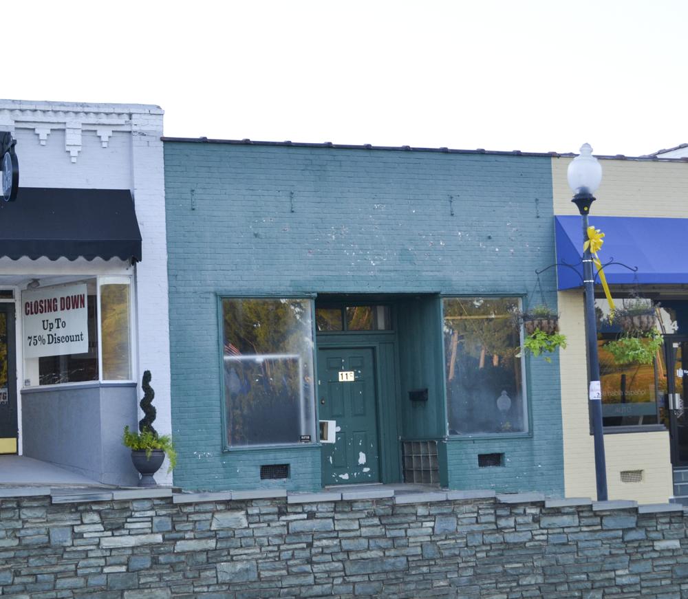 116 Main Street in 2017