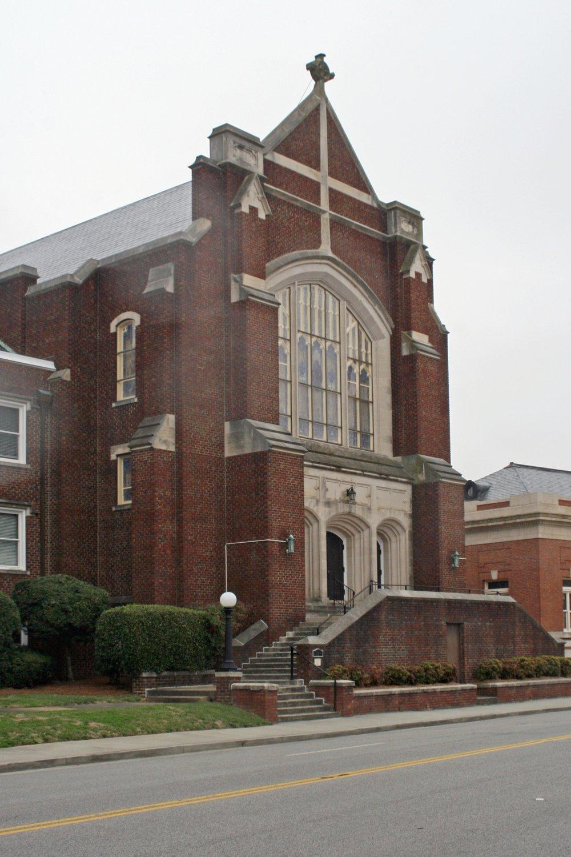 Saint John's Methodist Church - Photographer Bill Segars, 2015