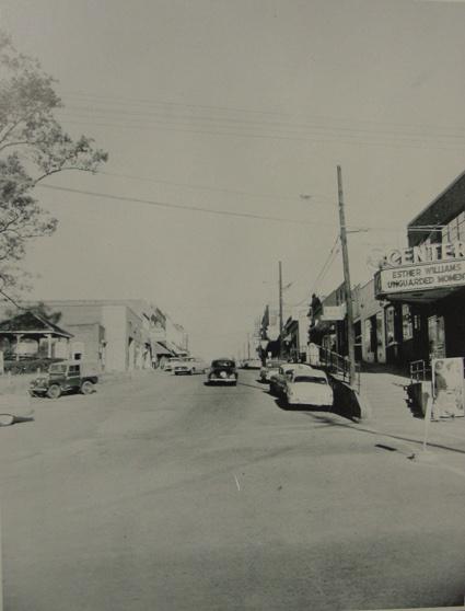 100 Main circa 1957 and street view.jpeg
