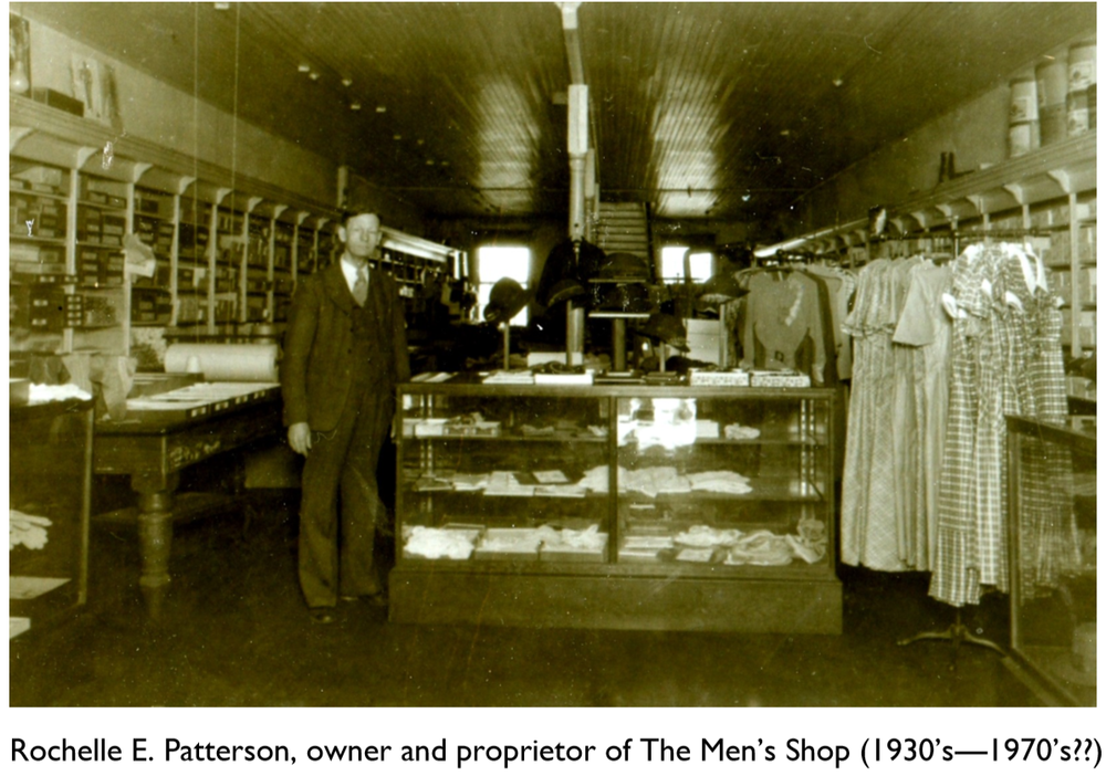 Rochelle E. Patterson, owner of The Men's Shop.png