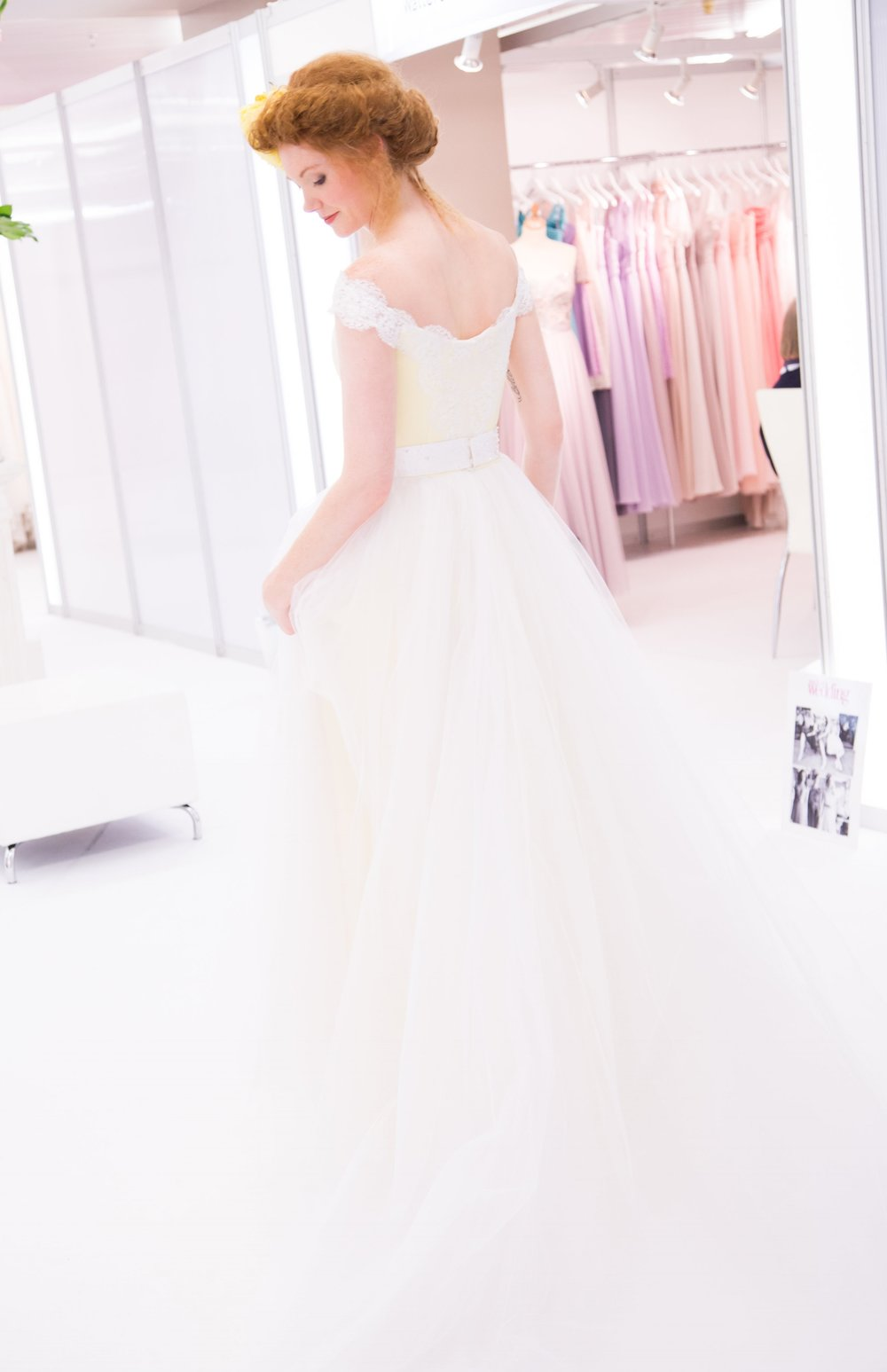 Ordering a Bespoke Bridal Gown...  - ....in 6 simple steps.
