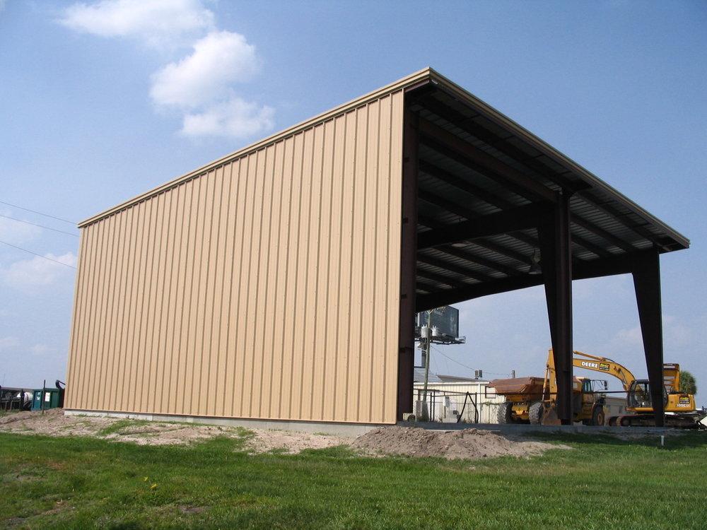 METAL BUILDINGS -