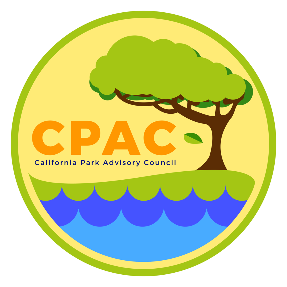 CPAC logo by Javier de la Rosa, a senior at the School of the Art Institute
