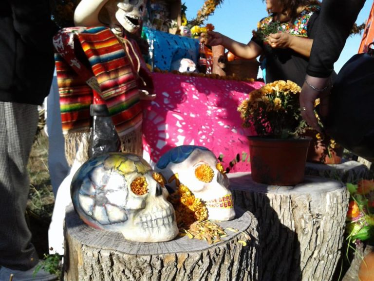 Day of the Dead Festivities at La Ronda Gathering Space