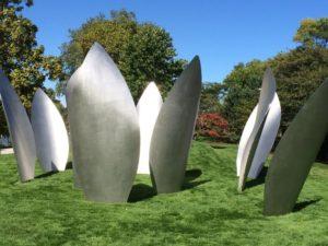 'Sky Landing' by Yoko Ono at Jackson Park