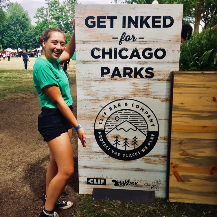PITCHFORK + CLIF BAR   JULY 2018 • Union Park