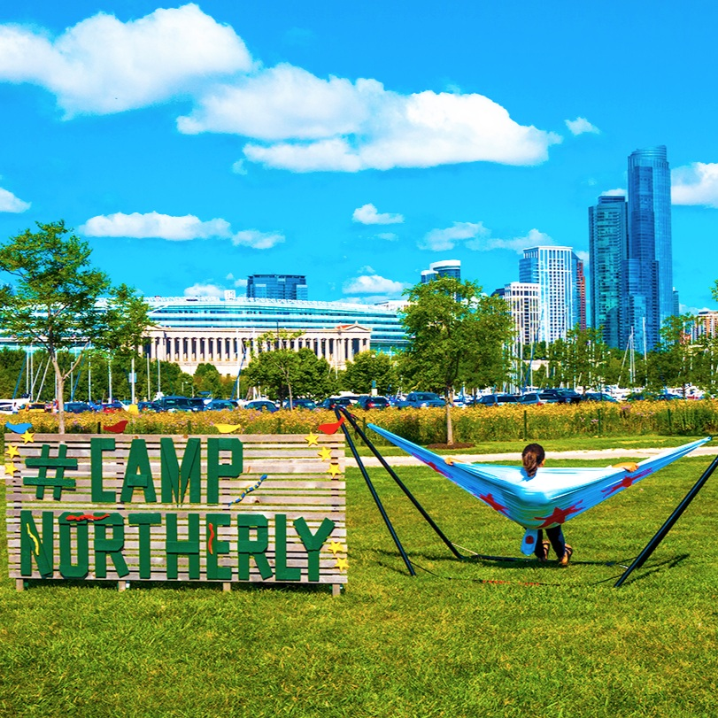 CAMP NORTHERLY   AUG 2017 • Northerly Island