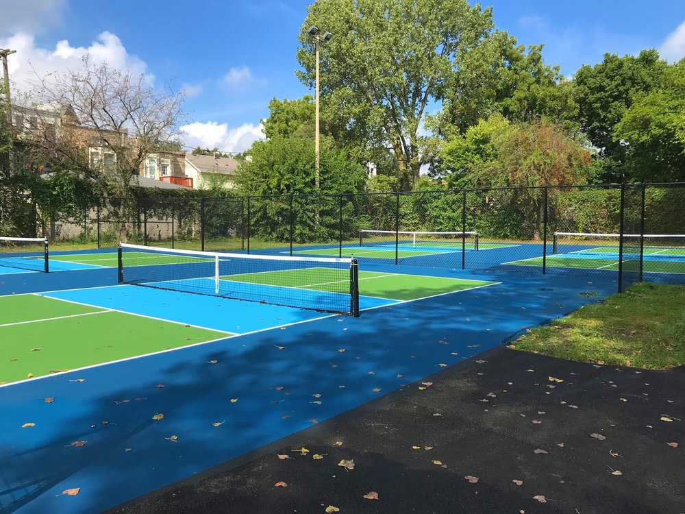 'Take the Court' Pickleball Courts