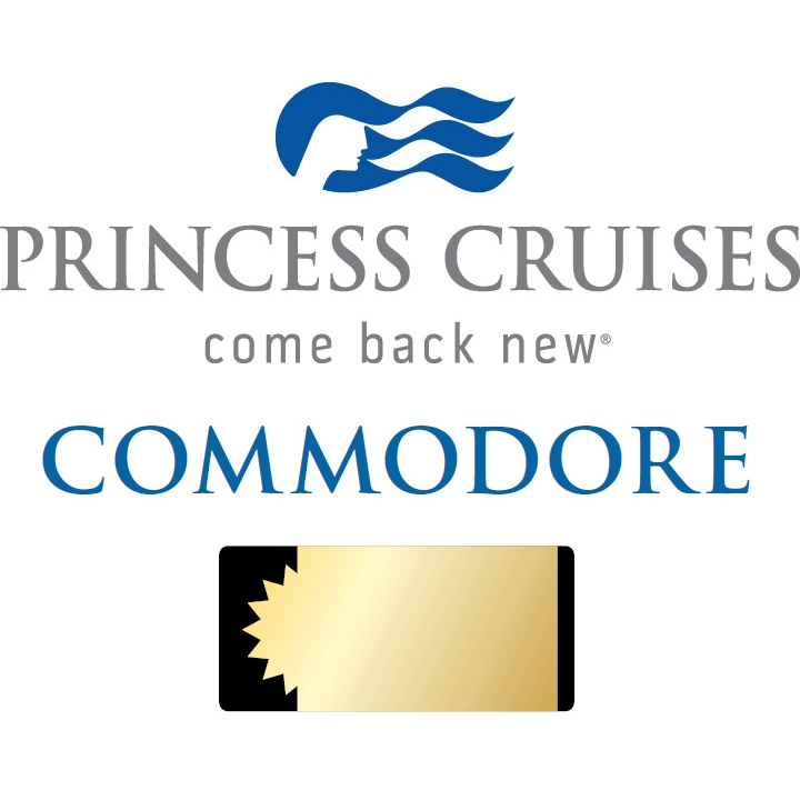Princess Cruises Commodore Level
