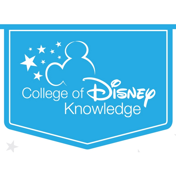 Graduate of the College of Disney Knowledge