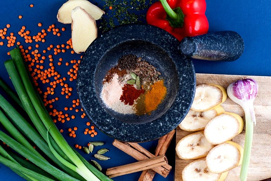 Baihu Instant Noodles - Yellow Monkey - Superfood Zutaten