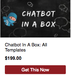 chatbot in a box all templates
