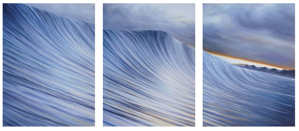 """Oil on Canvas    48""""x108""""    Original-Sold    Prints Available"""