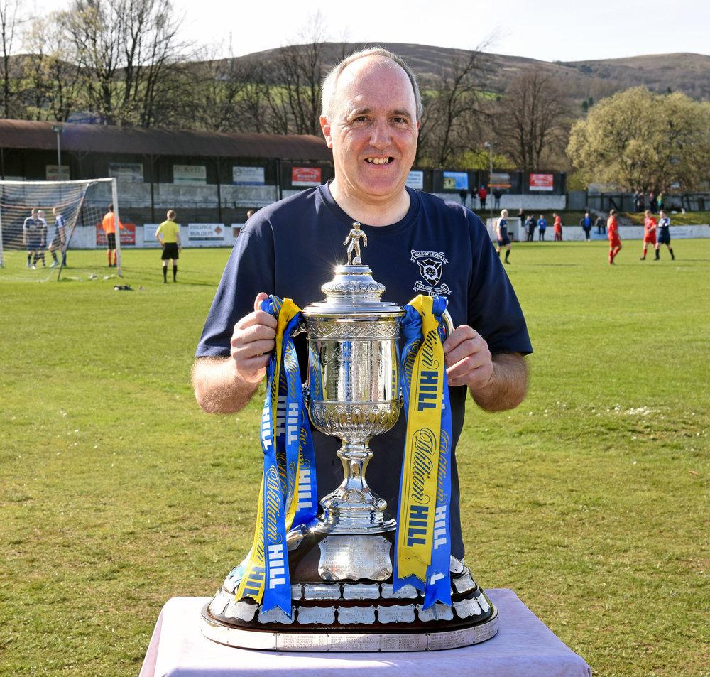 Phil Dawson Vale of Leven Walking Football Club