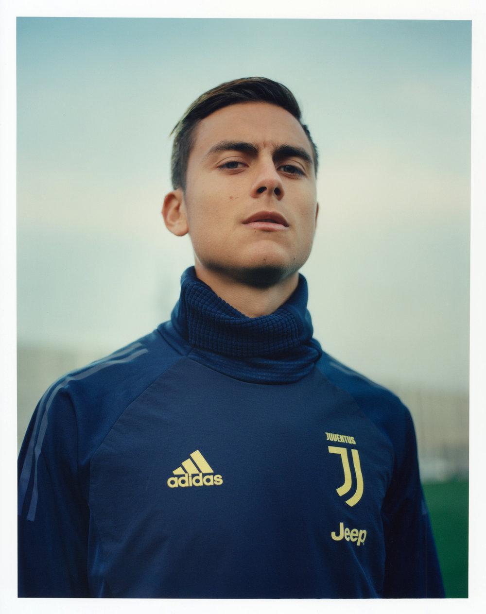 Paulo Dybala for Adidas