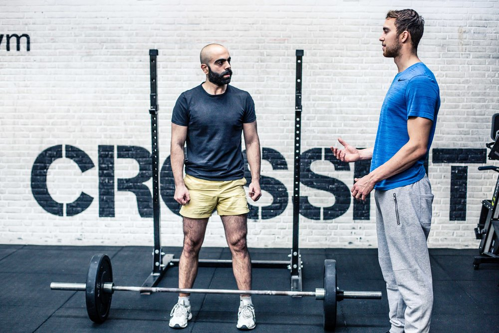 Personal trainer amsterdam
