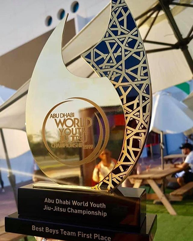 ZR Team got the first place in the RANKING BEST ACADEMY BOYS - ABU DHABI WORLD YOUTH JIU-JITSU CHAMPIONSHIP 2019. #zrteam #champions #kids #jiujitsu #bjj