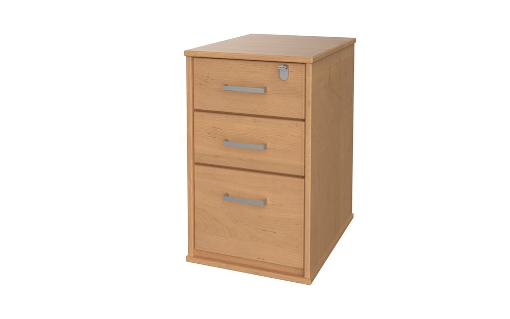 3 Drawer Mobile File