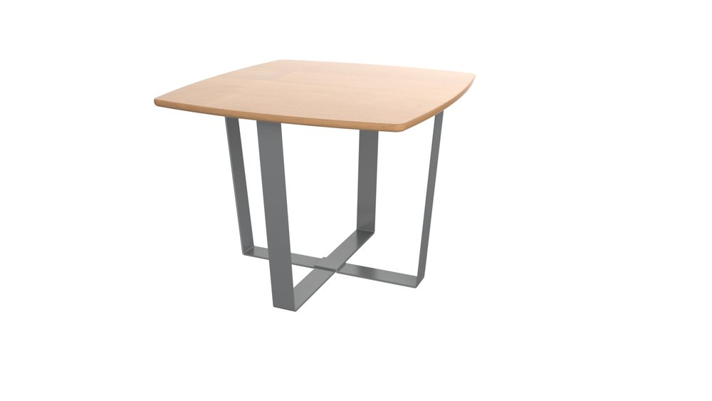 929MB Squarcle End Table