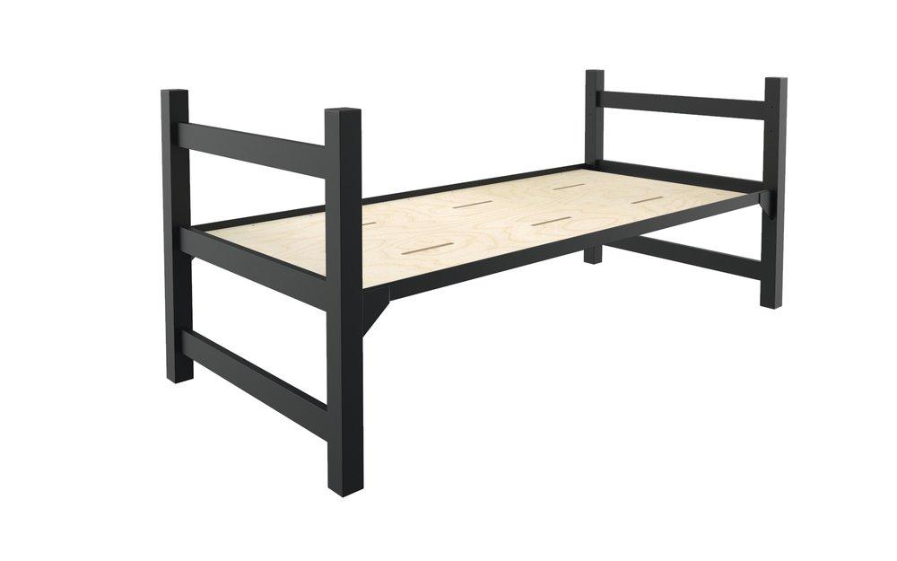 Steel Twin XL 2 positions