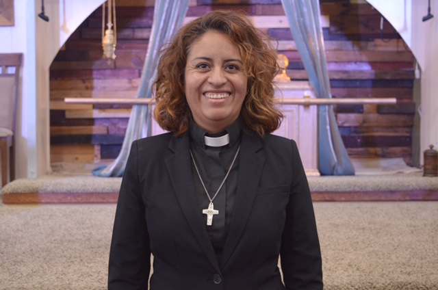 Pastora Asistente Soledad - Pastora Asistente GeneralGeneral Assistant Pastor