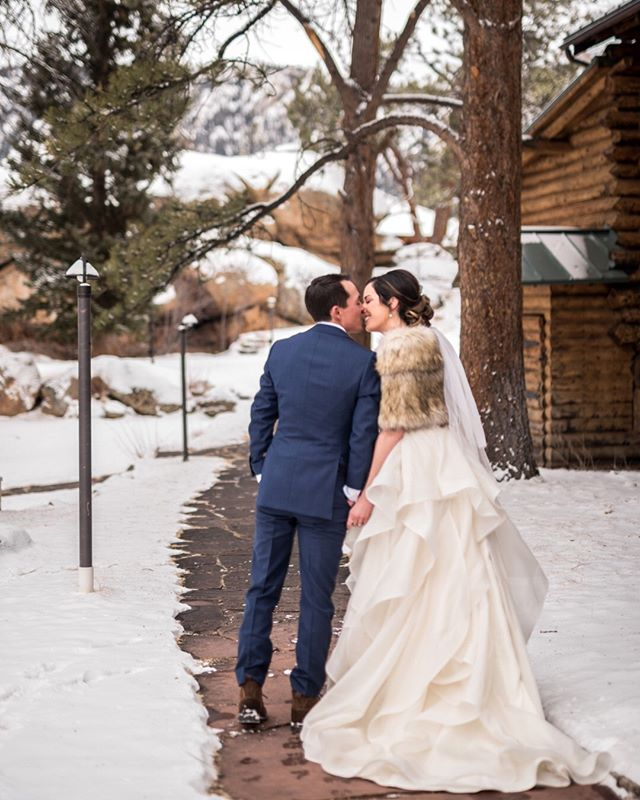 Ben and Sara's winter wedding was the stuff of DREAMS. We could stalk these two along a path to the Northwest territory and back. Cuteness for millleeeesssssssssss. 💕⠀⠀⠀⠀⠀⠀⠀⠀⠀ Glam:@bellacapelliweddings⠀⠀⠀⠀⠀⠀⠀⠀⠀ Dress:@misshayleypaige ⠀⠀⠀⠀⠀⠀⠀⠀⠀ Ceremony:@blackcanyoninnweddings⠀⠀⠀⠀⠀⠀⠀⠀⠀ Reception:@maryslakelodge⠀⠀⠀⠀⠀⠀⠀⠀⠀ DJ: @dj.connection⠀⠀⠀⠀⠀⠀⠀⠀⠀ Dessert:@thedessertstand⠀⠀⠀⠀⠀⠀⠀⠀⠀ .⠀⠀⠀⠀⠀⠀⠀⠀⠀⠀⠀⠀⠀⠀⠀⠀⠀⠀ .⠀⠀⠀⠀⠀⠀⠀⠀⠀⠀⠀⠀⠀⠀⠀⠀⠀⠀ .⠀⠀⠀⠀⠀⠀⠀⠀⠀⠀⠀⠀⠀⠀⠀⠀⠀⠀ .⠀⠀⠀⠀⠀⠀⠀⠀⠀⠀⠀⠀⠀⠀⠀⠀⠀⠀ .⠀⠀⠀⠀⠀⠀⠀⠀⠀⠀⠀⠀⠀⠀⠀⠀⠀⠀ #nowbooking #weddingphotography #weddingphotographer #shesaidyes #awards #couplegoals #engagementsession #gettinghitched #futuremrandmrs #brideandgroom #authenticlovemag #howheasked #engagedlife #estesparkwedding #coloradowedding #rockymountainbride #estespark #estesparkweddingphotographer #coloradobride #mountainbride #coloradoengagementphotographer #theknot #soloverly #estesparkbride #dreamteamepwa #coloradoportraits #greenweddingshoes #bridetobe2020