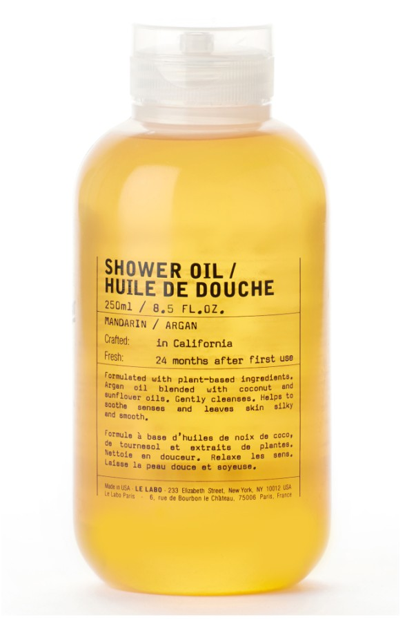 LE LABO   Shower Oil - Mandarin