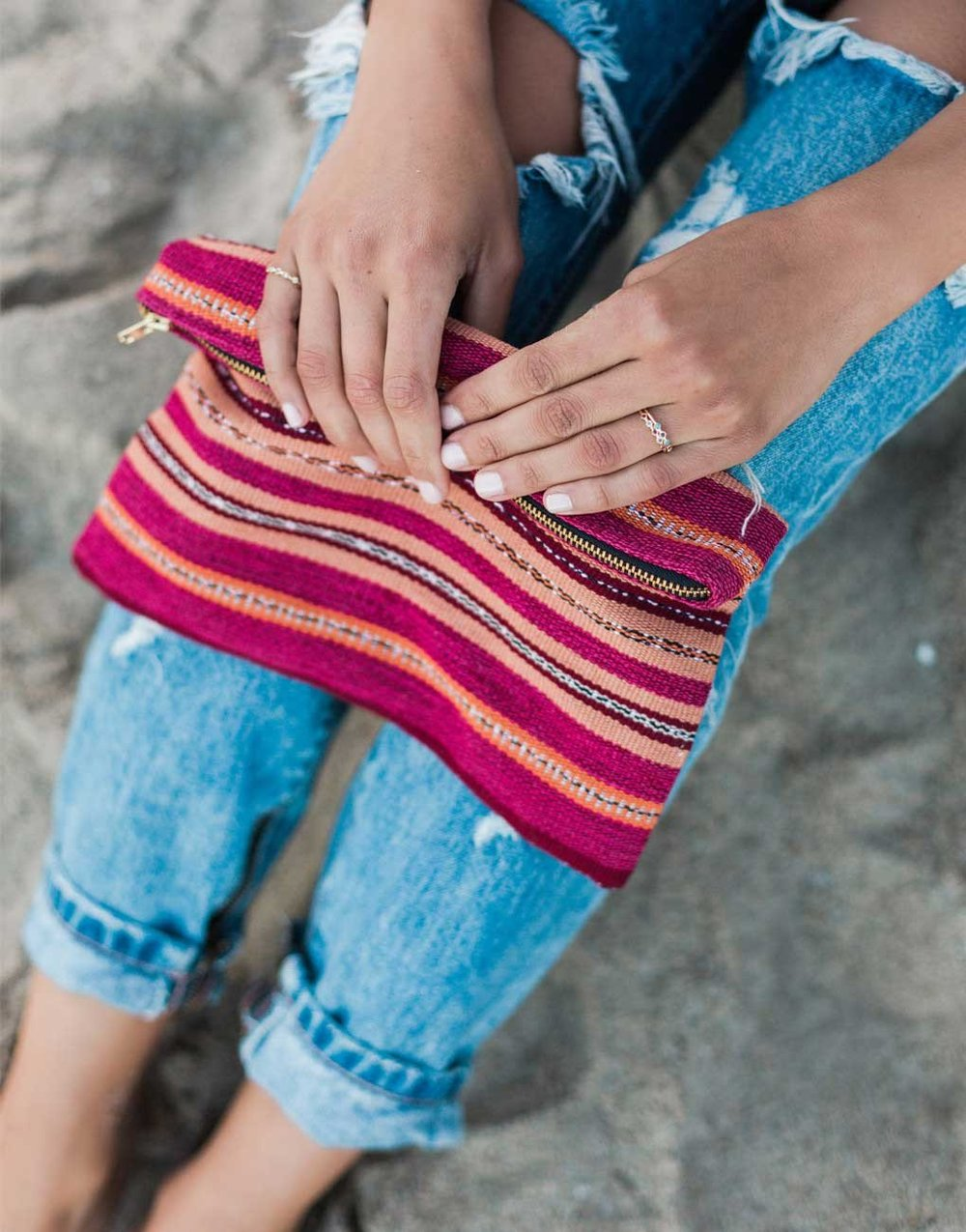 THE LITTE MARKET   Travel Bag - Sayulita