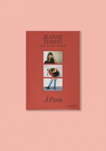 "JEANNE DAMAS   ""A Paris"" Book"