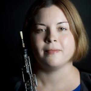Heather Baxter,  oboe