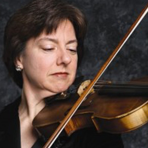 Ann Beebe, violin