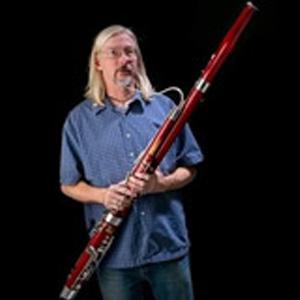 James Compton,  bassoon