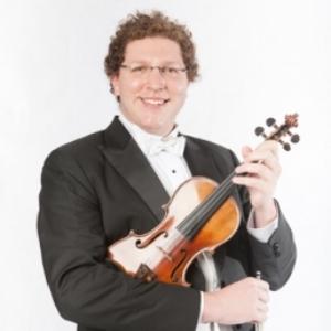 Noah Geller , violin