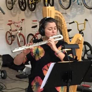 Maria Harding , flute