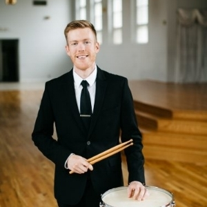 Spencer Jones , percussion