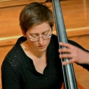 Danielle Meier,  double bass