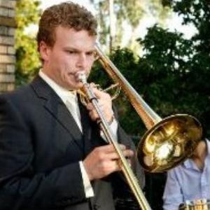 Jason Stromquist , trombone