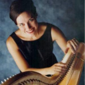 Katie Wychulis , harp