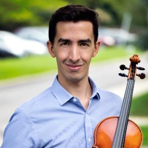 Kevin Tompkins, violin