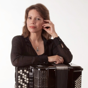 Julia Williams , accordion