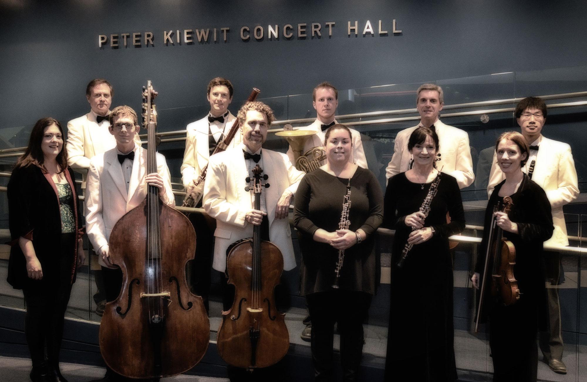 Upcoming Concerts — Omaha Chamber Music Society